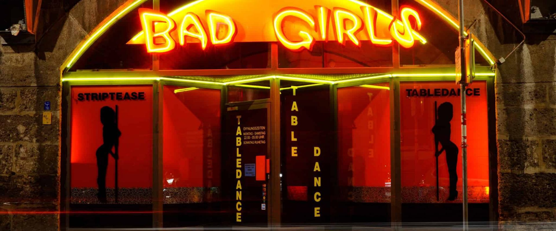 Bad Girls Tabledance